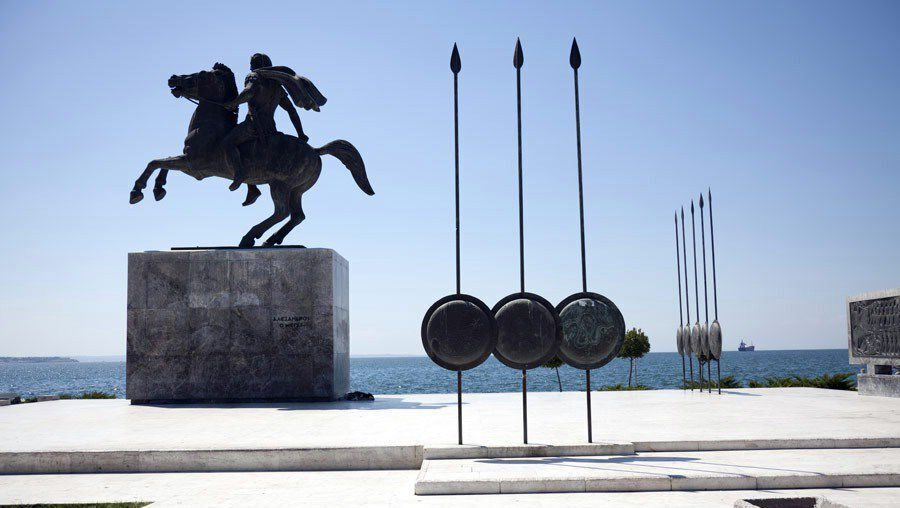 Alexander-The-Great-Monument-Thessaloniki